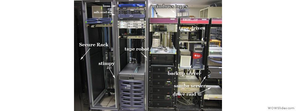 116 servers